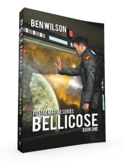 Bellicose bookcover
